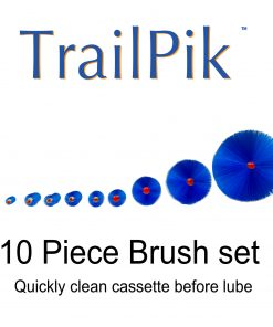TrailPik 10 piece kit overview
